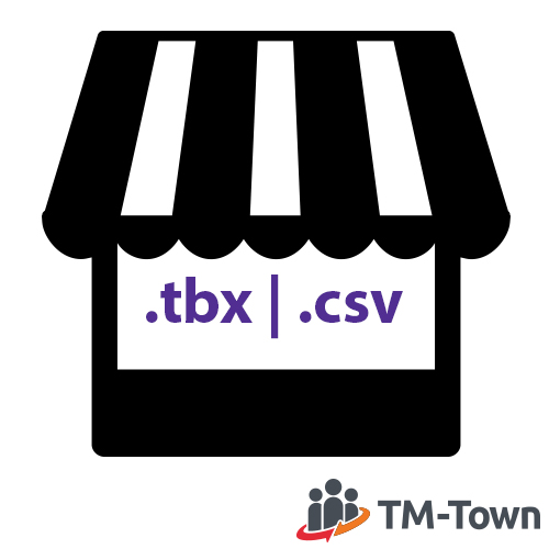 TM-Town Terminology Marketplace Launch