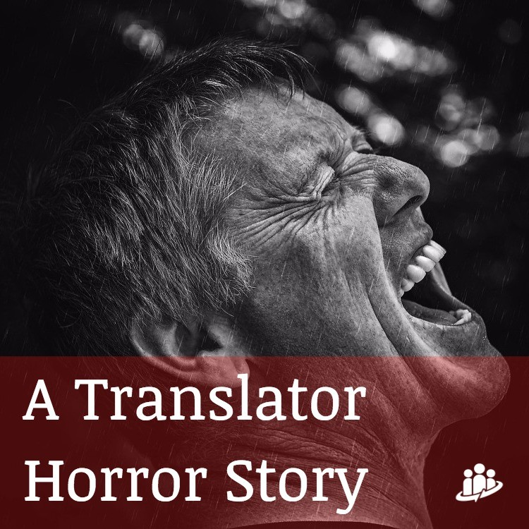 A Translator's Worst Fear