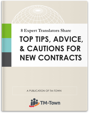 Contract ebook cover