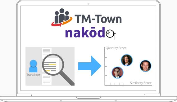 Nakōdo preview TM-Town