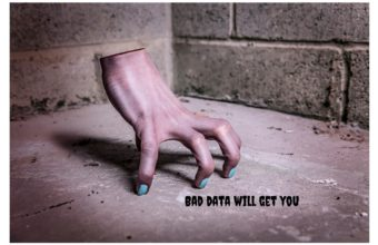 Bad Data is Scary! Here are 5 Stats to Prove It