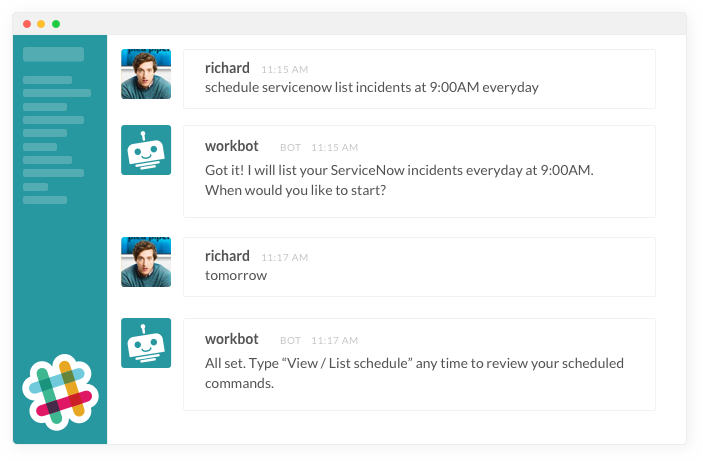 ScheduleActions
