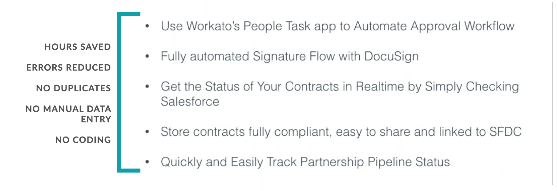 The Easiest Way To Approach Automating Your Contract Process Is To Think  About Your Workflow In Two Parts: 1. Sending The Contract (before The  Signer Signs ...