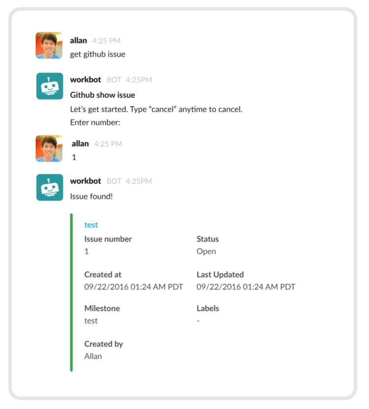 Every department can use a Slackbot to be more productive.