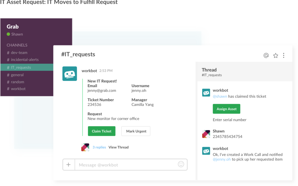 Grab relies on ChatOps to streamline crucial processes as the company scales.