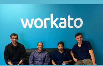 Workato Named Best Enterprise Software Startup of 2018