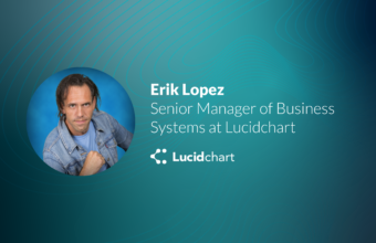 Digital Change Agents: Mapping Out Business Systems with Erik Lopez of Lucidchart