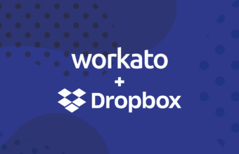 Workato and Dropbox Partner to Enable Intelligent Automations