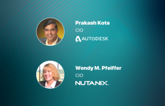 CIO Automation Series: The Art of Automation with Autodesk & Nutanix