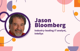 Envisioning the Future of Business-Driven Automation: A Q&A with Jason Bloomberg