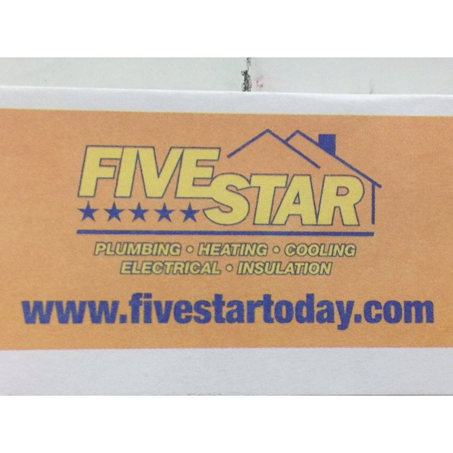 Five Star Plumbing Heating and Cooling