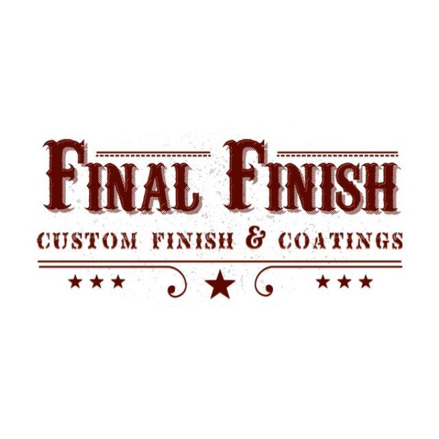 Final Finish Custom Finish & Coatings