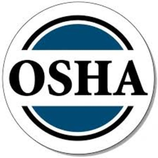 Occupational Health and Safety Administration (OSHA)