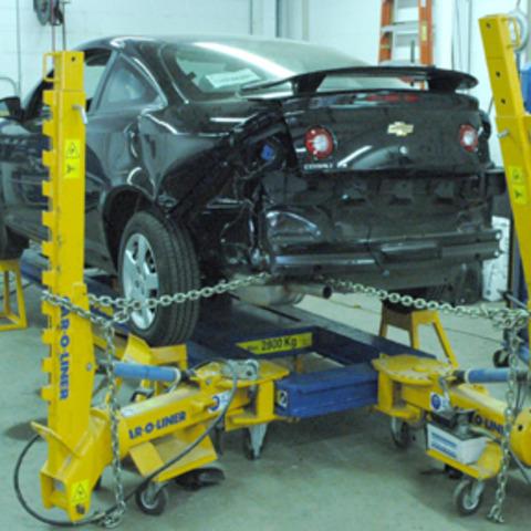 Car-o-Liner Frame Machine | WorkHands
