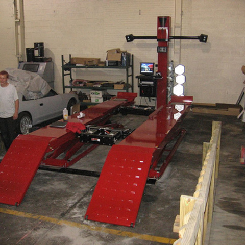 Hunter Alignment Rack >> Hunter Alignment Rack Workhands