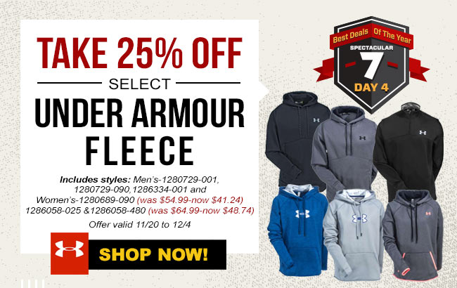 Active Under Armour Discount Codes & Offers 12222