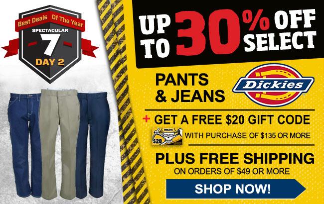 Dickies Store Promo Codes for November, Save with 9 active Dickies Store promo codes, coupons, and free shipping deals. 🔥 Today's Top Deal: Get 20% Off Sitewide + Free Shipping For Purchases Of $50+. On average, shoppers save $28 using Dickies Store coupons from hitmgd.tk