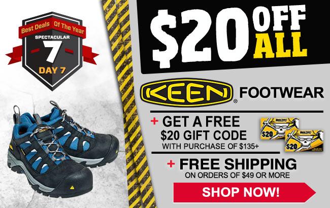 f29ecdcbd202 Keen Footwear Black Friday Sale 2017