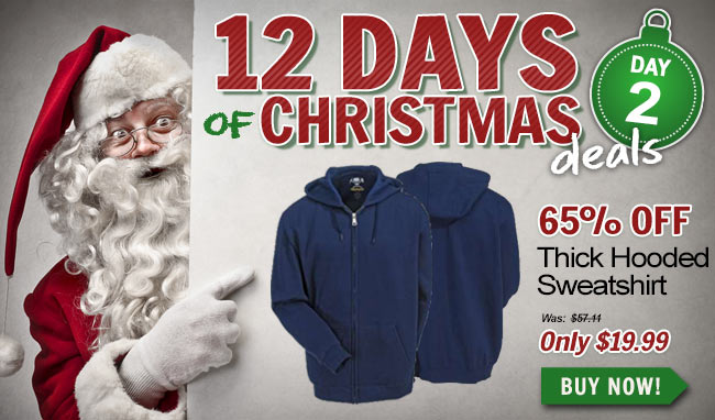 Take 65% Off This Working Person's Store Sweatshirt!