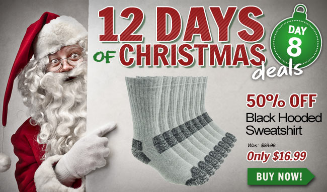 Take 50% Off These Working Person's Store Steel Toe Socks!