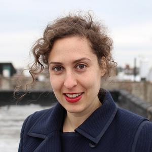 Julia Rothman headshot