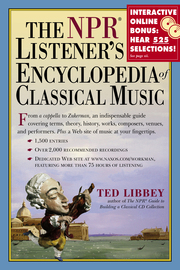 The NPR Listener's Encyclopedia of Classical Music - cover