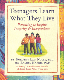 Teenagers Learn What They Live - cover