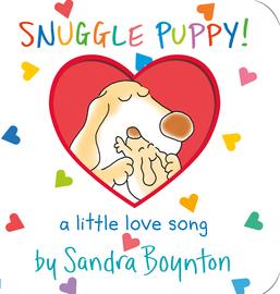 Snuggle Puppy - cover