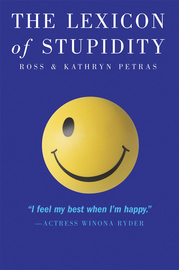The Lexicon of Stupidity - cover