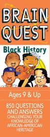 Brain Quest Black History - cover