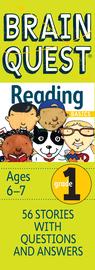 Brain Quest Grade 1 Reading - cover