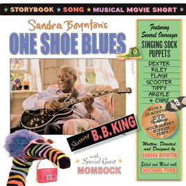 One Shoe Blues - cover