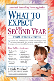 What to Expect the Second Year - cover