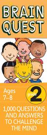 Brain Quest Grade 2, revised 4th edition - cover