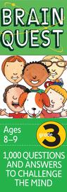 Brain Quest Grade 3, revised 4th edition - cover