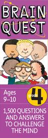 Brain Quest Grade 4, revised 4th edition - cover
