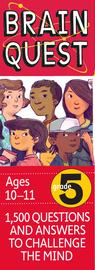 Brain Quest Grade 5, revised 4th edition - cover