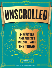 Unscrolled - cover