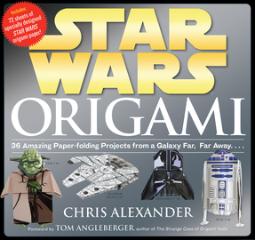 Star Wars Origami - cover