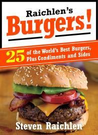 Raichlen's Burgers - cover