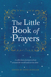 The Little Book of Prayers - cover