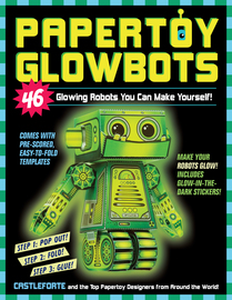 Papertoy Glowbots - cover