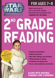 Star Wars Workbook: 2nd Grade Reading - cover
