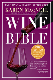 The Wine Bible - cover