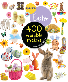 Eyelike Stickers: Easter - cover