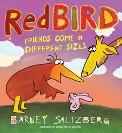 Redbird: Friends Come in Different Sizes - cover
