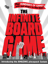 The Infinite Board Game - cover