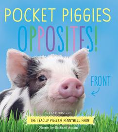 Pocket Piggies Opposites! - cover
