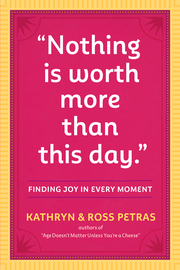 """Nothing Is Worth More Than This Day."" - cover"