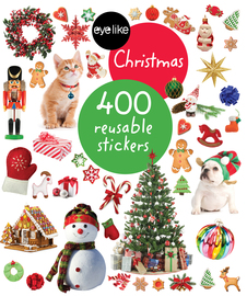 Eyelike Stickers: Christmas - cover